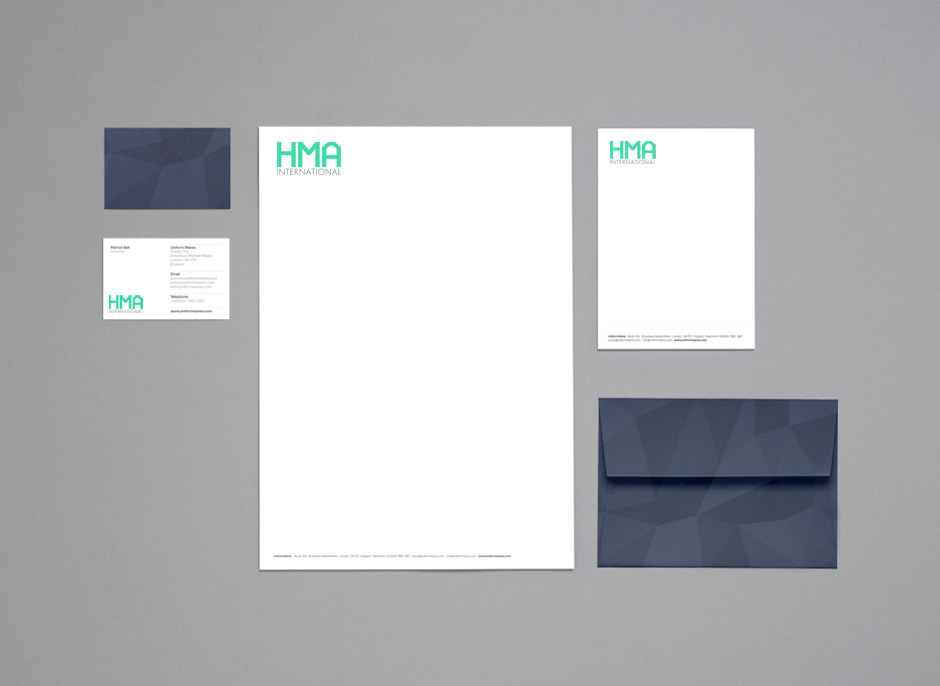 HMA international stationary