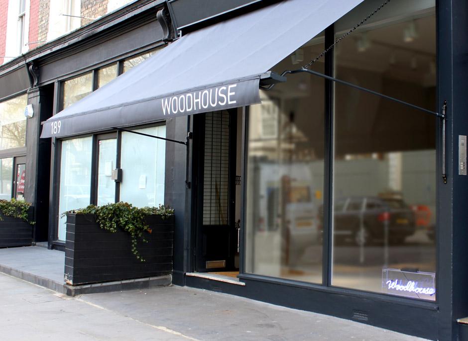 Woodhouse Clothing Westside London